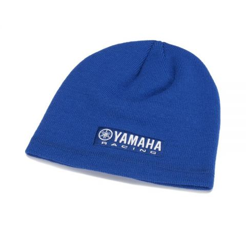 Yamaha Paddock Blue Racing Beanie - Blue
