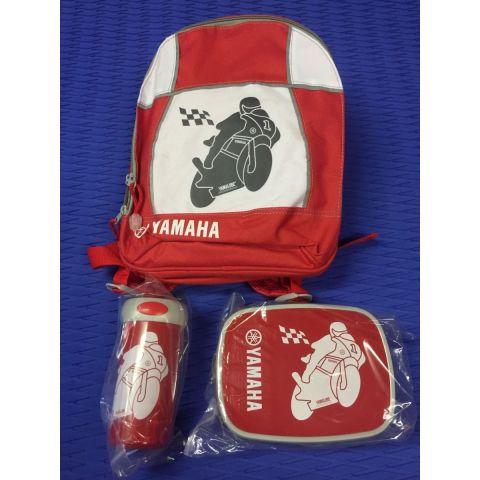 Yamaha Kids Back Pack and Lunch Kit Set