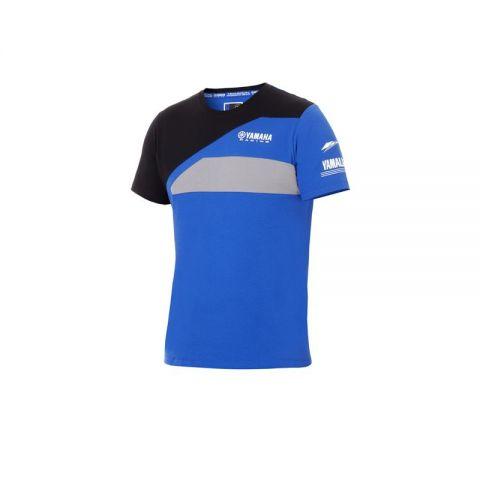 Yamaha Paddock Blue Racing T-shirt = Large