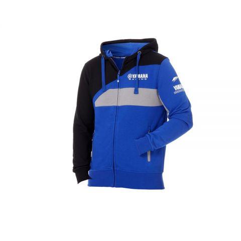 Yamaha Racing Paddock Blue Hoodie