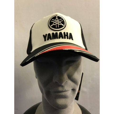 Genuine Yamaha REVS  Jordan Trucker Cap