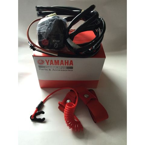 Yamaha Superjet Stop Start Switch