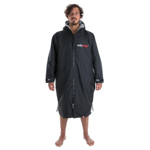 Dryrobe Advance Long Sleeve Changing Robe - Medium