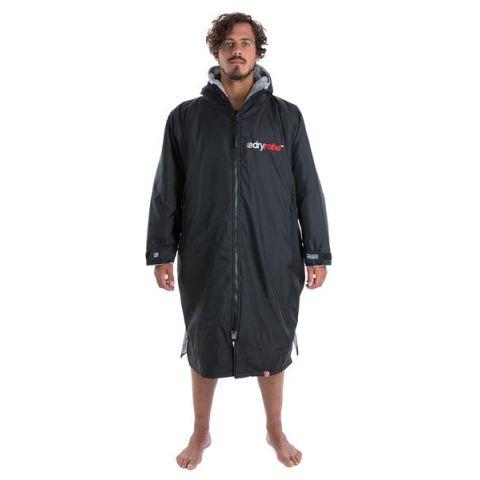 Dryrobe Advance Long Sleeve Changing Robe - Medium