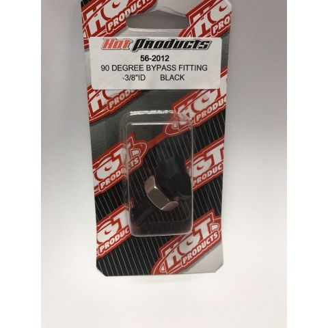 Hot Products Jetski 90 Degree Water Bypass Fitting 3/8""