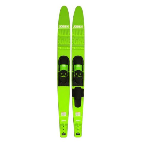 Jobe Allegre Skis Lime Green