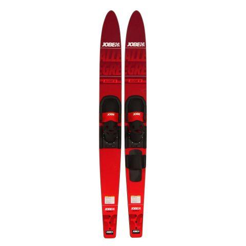 Jobe Allegre Skis Red