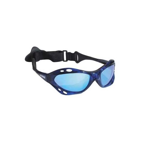 Jobe Knox Floatable Sunglasses with Strap - Blue