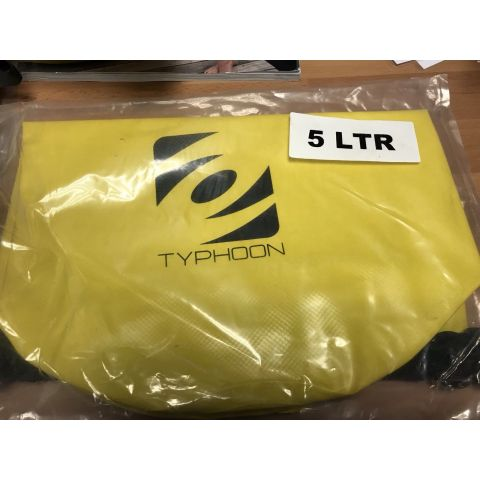 Typhoon Waterproof Dry Bag 5ltr