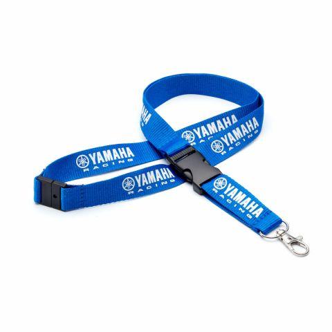 Yamaha Basic Lanyard Blue