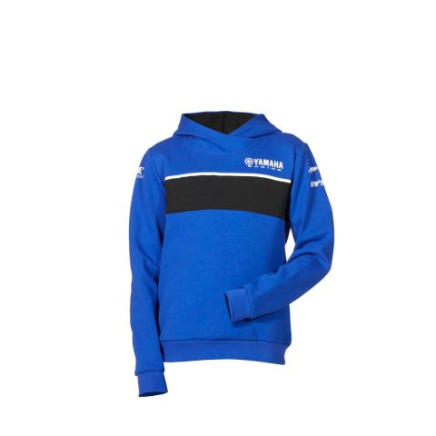 2020 Genuine Yamaha Paddock Blue Kids Hoody