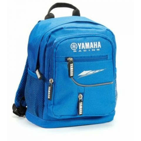 2020 Yamaha Kids Mini Backpack Racing Blue