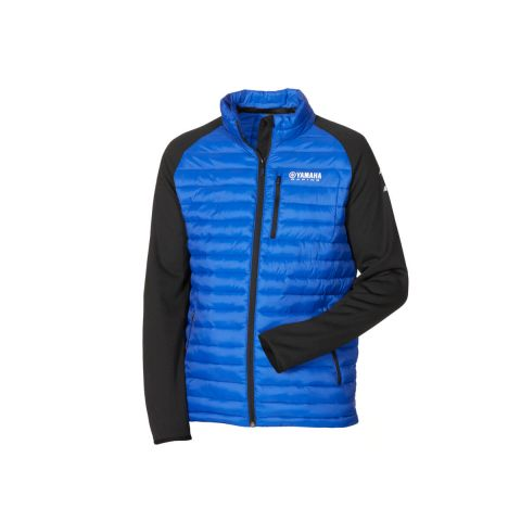 2020 Yamaha Men's Paddock Blue Hybrid Jacket