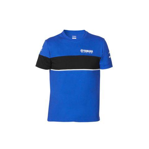 Genuine Yamaha Paddock Blue Men's T-Shirt