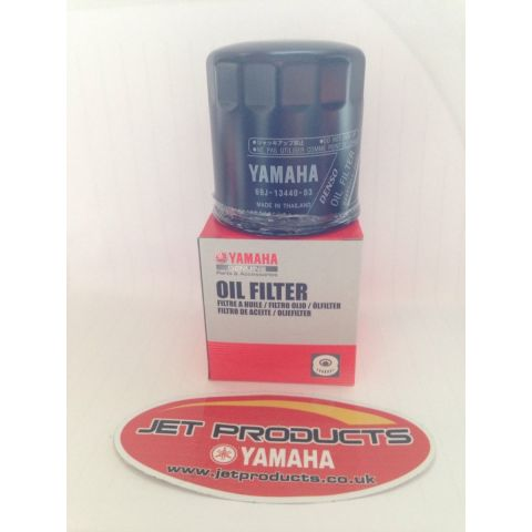 Genuine Yamaha Jetski and Outboard Engine Oil Filter 69J