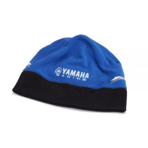 Yamaha Paddock Blue Racing Fleece Reversible Beanie