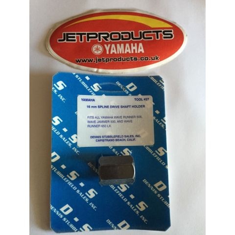 Yamaha Jetski Prop Removal Tool 16mm