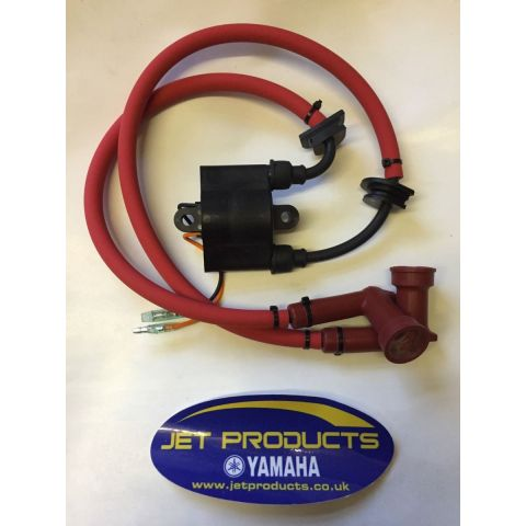 Genuine Yamaha Superjet Jetski Ignition Coil Assy