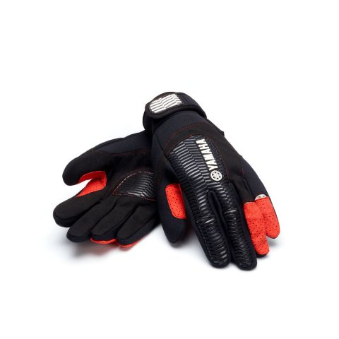 Yamaha Waverunner Gloves Red / Black