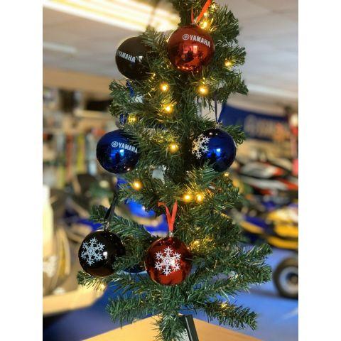 Genuine Yamaha Xmas Baubles Christmas Decorations