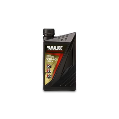 Yamalube® Fully Synthetic 4-stroke Oil, 10W-40